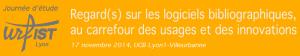 """Journée """"Regard(s) sur les logiciels bibliographiques, au carrefour des usages et des innovations"""" 17 novembre 2014"""
